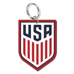 USA Acrylic Key Ring