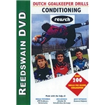 Dutch Goalkeeping Drills-Tape One-Conditioning DVD