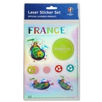 Euro 2016 Sticker Set (6pc)