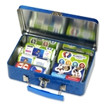 Euro 2016 Sticker Tin Set