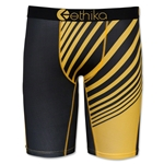 Ethika Dani Alves Brazil Secondary Underwear (Black/Yellow)