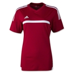 adidas Women's MLS 15 Match Jersey (Sc/Wh)