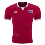 Costa Rica 2016 Commemorative Home Soccer Jersey