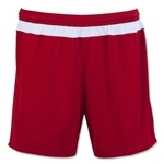 adidas Women's MLS 15 Match Short (Sc/Wh)