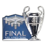 UEFA Champions League 2016 Final Pin