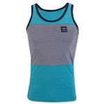 adidas Originals Blocked Up Tank (Green)