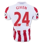 Stoke City 16/17 GIVEN Home Soccer Jersey