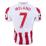 Stoke City 16/17 IRELAND Home Soccer Jersey