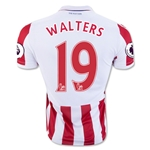 Stoke City 16/17 WALTERS Home Soccer Jersey
