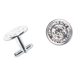 Leicester City Crest Cufflinks