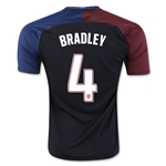 USA 2016 Michael Bradley Away Soccer Jersey