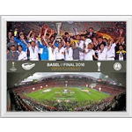 UEFA Europa League 2016 Final Winner 9x7 Framed Photo