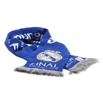 Real Madrid 15/16 UCL Winners Scarf