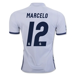 Real Madrid 16/17 MARCELO Home Soccer Jersey