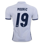 Real Madrid 16/17 MODRIC Home Soccer Jersey
