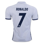 Real Madrid 16/17 RONALDO Home Soccer Jersey