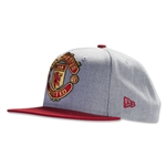 Manchester United Grand Snapback Cap
