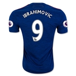 Manchester United 16/17 Zlatan Ibrahimovic Away Soccer Jersey