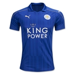 Leicester City 16/17 Home Soccer Jersey