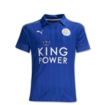 Leicester City 16/17 Youth Home Soccer Jersey