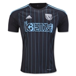 West Brom 16/17 Away Soccer Jersey