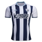 West Brom 16/17 Home Soccer Jersey
