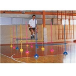 Goal Sporting Goods Indoor Agility Hurdles