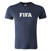 FIFA Brand Men's Fashion Logo T-Shirt (Navy)