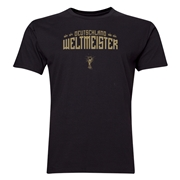 Germany 2014 FIFA World Cup Brazil(TM) Weltmeister Trophy T-Shirt (Black)