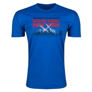FIFA Interactive World Cup Men's Grand Final New York T-Shirt (Royal)