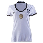 Germany 2016 Women's Home Soccer Jersey