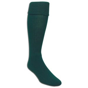 High Five Soccer Socks (Dark Green)
