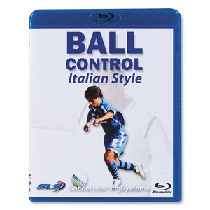 Ball Control Italian Style BluRay Disc