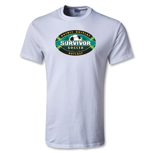 Utopia Survivor T-Shirt (White)