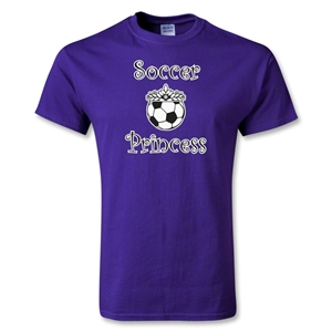 Utopia Soccer Princess T-Shirt (Purple)