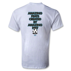 Utopia Amazing Feats T-Shirt (White)