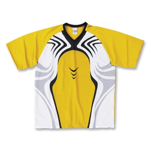 High Five Flash Soccer Jersey (Gold)