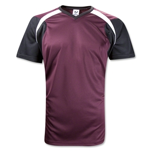 High Five Tempest Soccer Jersey (Maroon)