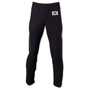 South Korea Torino Training Pants (Black)