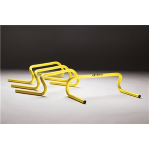 Kwik Goal 6 Speed Hurdles (Yellow)