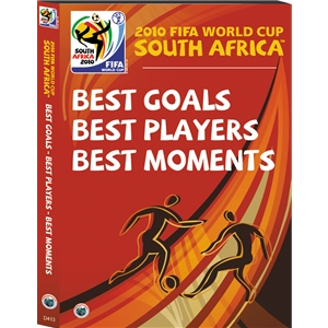 World Cup 2010 Best Goals, Best Saves, Best Moment DVD
