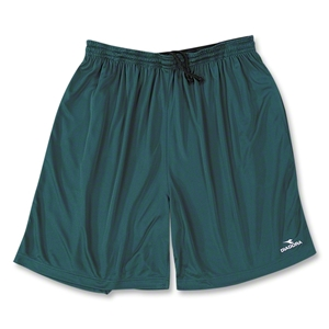 Diadora Matteo Soccer Team Shorts (Dark Green)