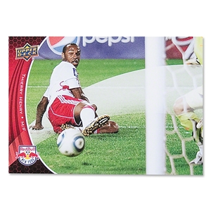Henry Red Bulls Trading Card