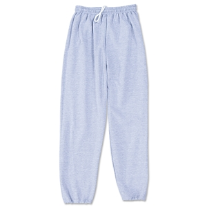 Gildan Sweat Pant w/ Elastic Bottom (Gray)