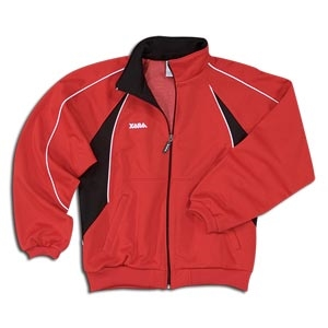 Xara Women's Nottingham Jacket (Red/Blk)