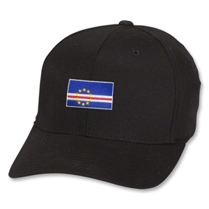 Cape Verde Felx Fit Cap (Black)