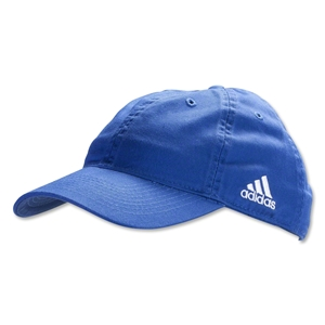 adidas PL Adjustable Washed Cap (Royal)
