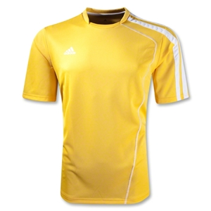adidas Sossto Soccer Jersey (Yl/Wh)