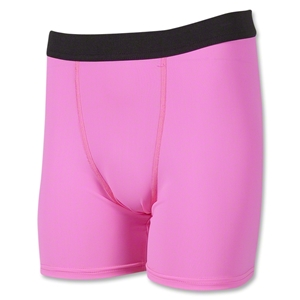 Compression Shorts (Neon Pink)