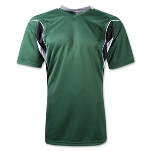 High Five Helix Soccer Jersey (Dark Green)